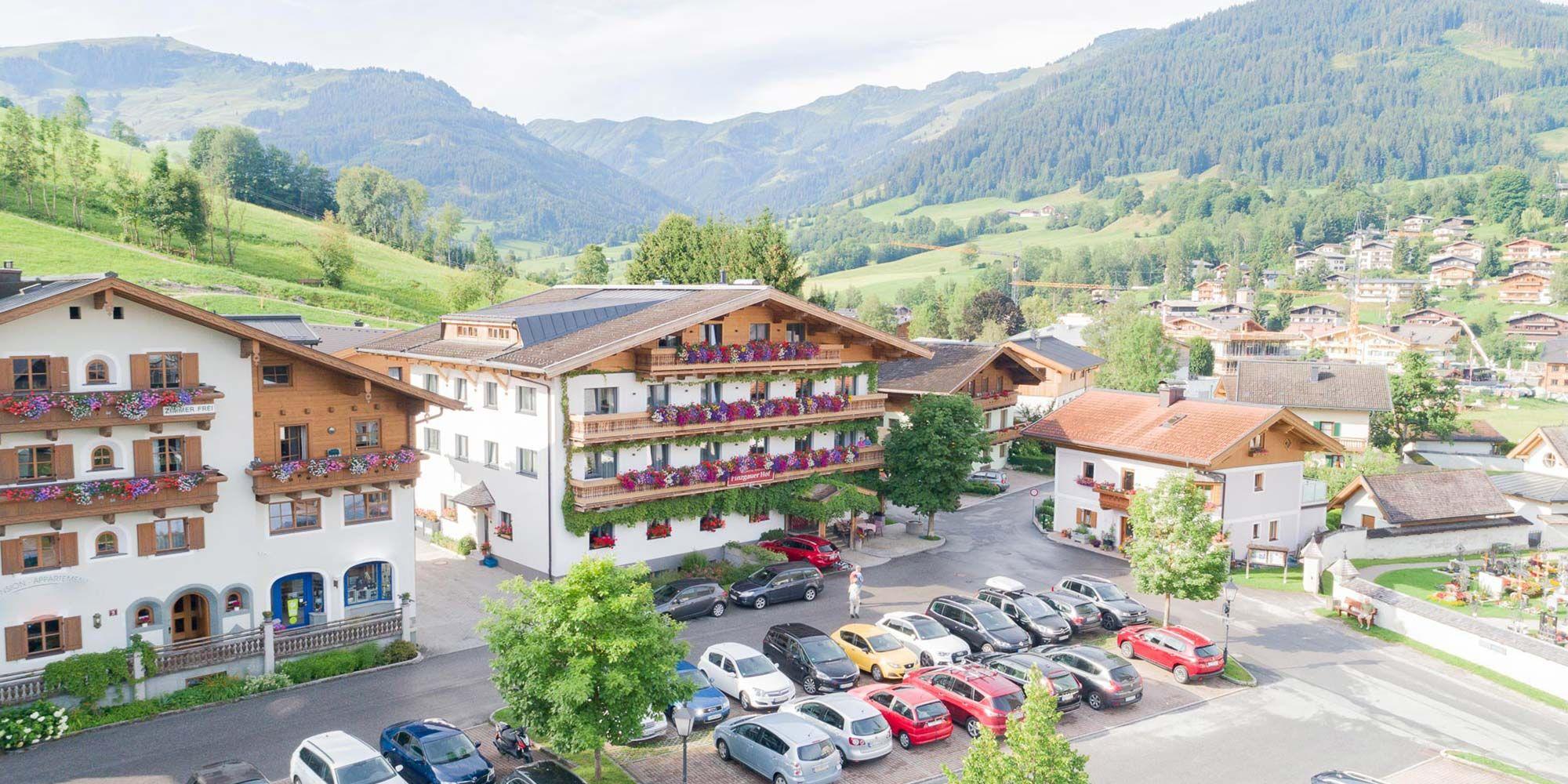Hotel Der Almhof in Hinterthal | Maria Alm - Region Hochknig