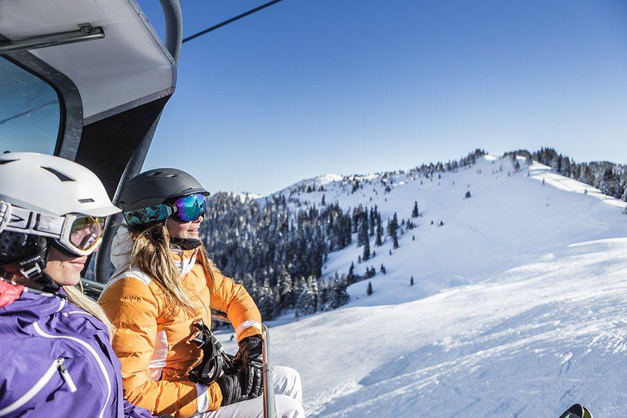 single snowboard urlaub